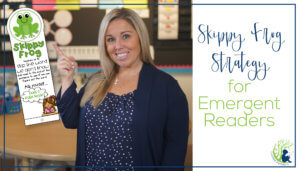 skippy frog guided reading strategy